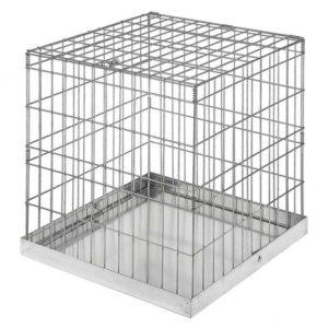 jaula gallos de pelea