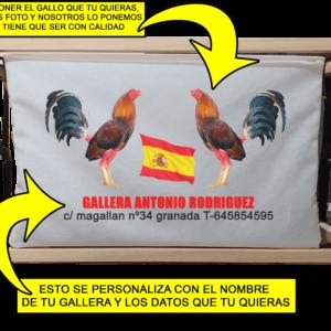 TRANSPORTIN GALLOS DE PELEATRANSPORTIN GALLOS DE PELEA
