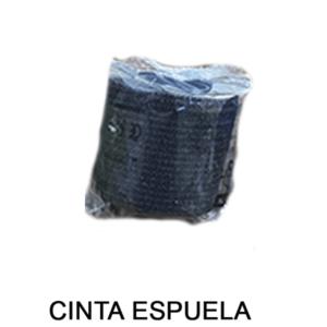 cinta espuela negro