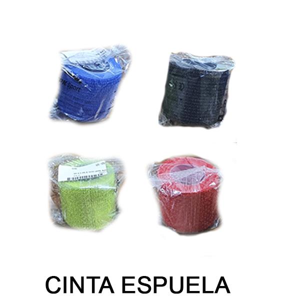 cinta espuela todos los colores