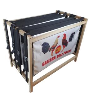 transportin gallos de pelea personalizado 2